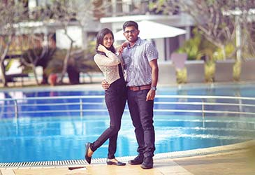 Outdoor photographs in Cochin